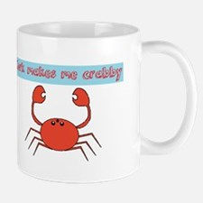 Work makes me crabby Mugs
