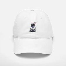 Grumpy Pug Bunny Baseball Baseball Baseball Cap