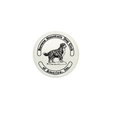 BMDCA logo Mini Button