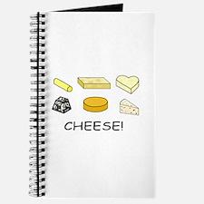 Cheese! Journal