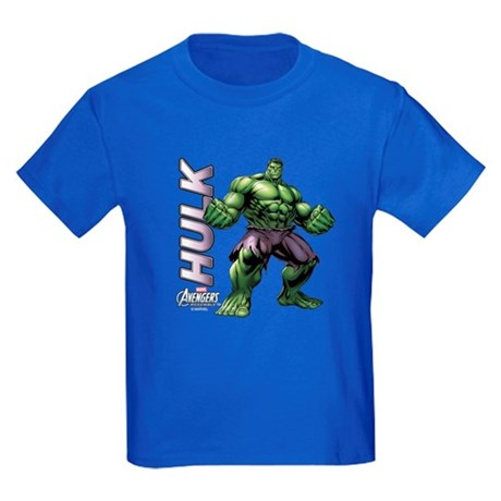 The Hulk Kids Dark T-Shirt