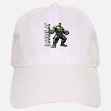 The Hulk Baseball Baseball Cap