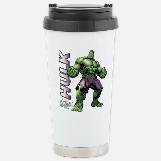 The Hulk Stainless Steel Travel Mug