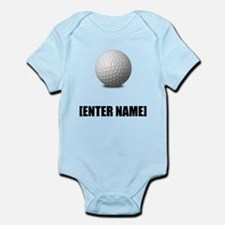 Golf Personalize It! Body Suit