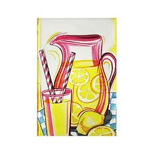 Lemonade Rectangle Magnet