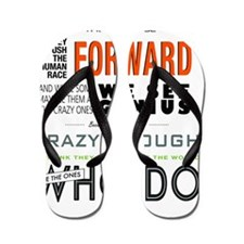 Think Different Flip Flops