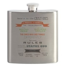 Think Different 2 Flask