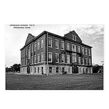 Jefferson School Postcards (Package of 8)