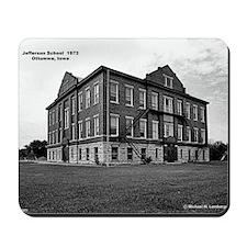 Jefferson School Mousepad