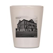 Jefferson School Shot Glass