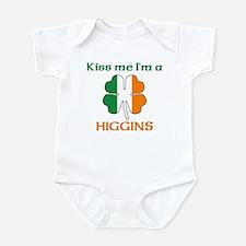 Higgins Family Onesie