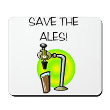SaveAles Mousepad