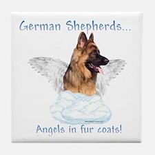 GSD Angel Tile Coaster
