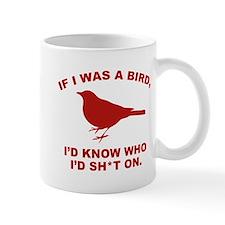 If I Was A Bird Small Mug