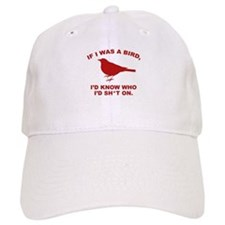 If I Was A Bird Baseball Cap