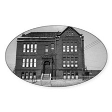 Franklin School Decal