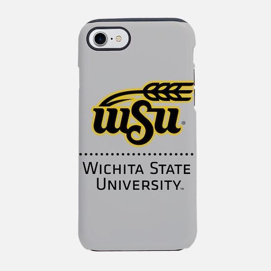 WSU Wichita State University iPhone 7 Tough Case