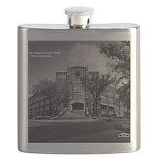 Ottumwa High School Flask