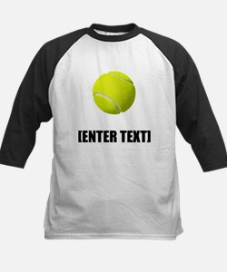 Tennis Personalize It! Baseball Jersey