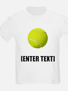 Tennis Personalize It! T-Shirt