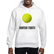 Tennis Personalize It! Hoodie