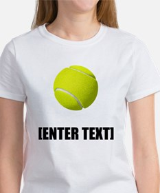 Tennis Personalize It! T-Shirt