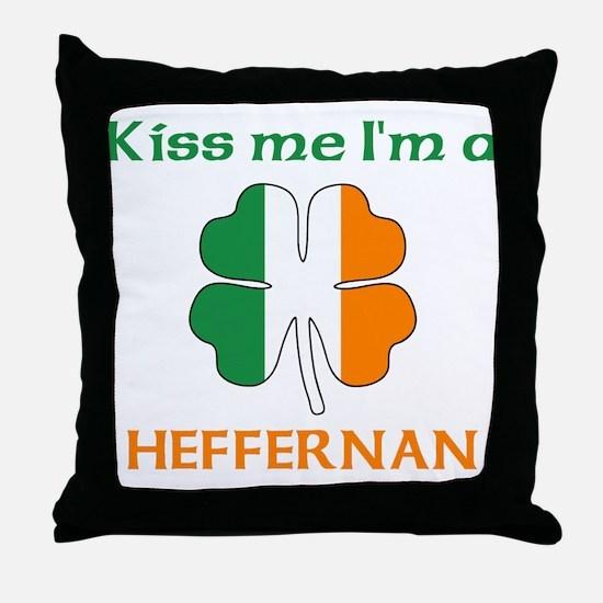 Heffernan Family Throw Pillow