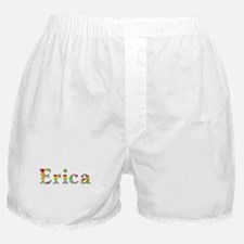 Erica Bright Flowers Boxer Shorts
