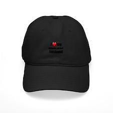 """""""Love My Virtually Perfect Husband"""" Baseball Hat"""