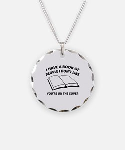 You're On The Cover Necklace