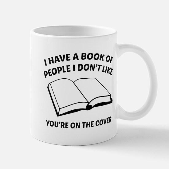 You're On The Cover Mug