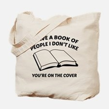 You're On The Cover Tote Bag