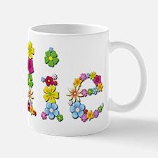 Ellie Bright Flowers Mugs