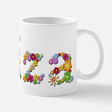 Eliza Bright Flowers Mugs