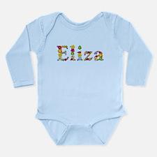 Eliza Bright Flowers Body Suit