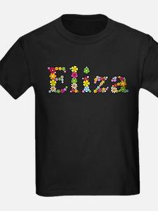 Eliza Bright Flowers T-Shirt
