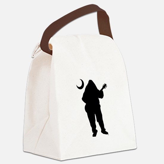 Schools Zone Bass-01 Canvas Lunch Bag