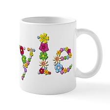 Doyle Bright Flowers Mugs