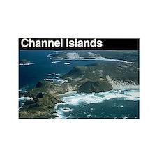 Channel Islands National Park Rectangle Magnet
