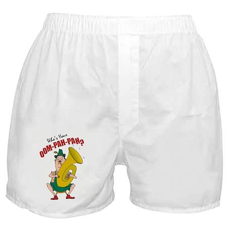 OomPahPah Boxer Shorts