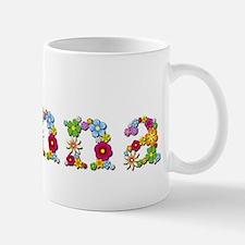 Donna Bright Flowers Mugs