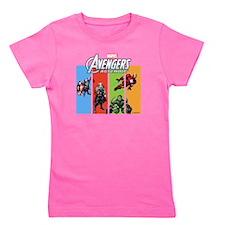 Avengers Girl's Tee