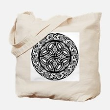 Celtic Shield Tote Bag