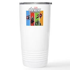 Avengers Travel Mug