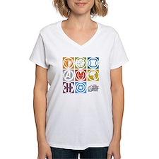 Avengers Squares Shirt