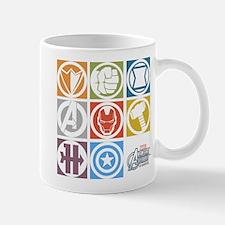 Avengers Squares Mug