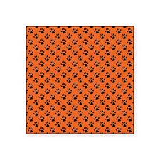 """paw-prints Square Sticker 3"""" x 3"""""""