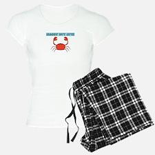 CRABBY BUT CUTE Pajamas