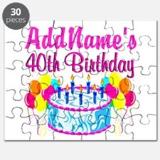40TH PARTY Puzzle