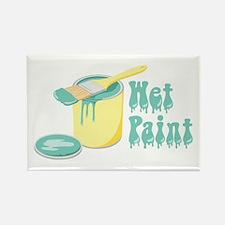 Wet Paint Magnets